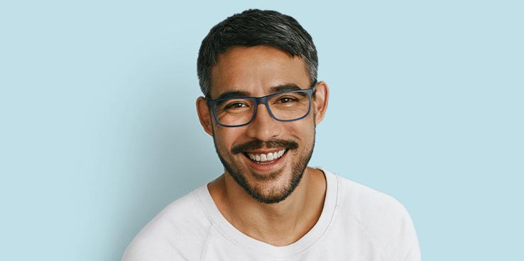 2 pairs designer glasses