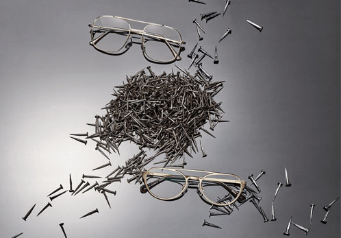 Heavy Metals Glasses Collection